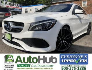 Used 2018 Mercedes-Benz CLA-Class CLA 250-NAV-BACKUP CAMERA-LEATHER-19 INCH UPGRADED RIMS+TIRES for sale in Hamilton, ON