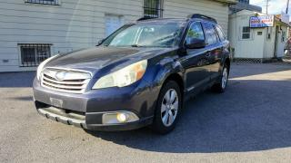 Used 2010 Subaru Outback 2.5i Sport / Certified / Warranty for sale in Scarborough, ON