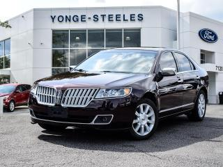 Used 2011 Lincoln MKZ for sale in Thornhill, ON