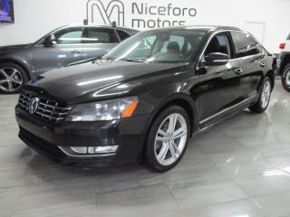 Used 2015 Volkswagen Passat TDI - DIESEL - Highline,Highline for sale in Oakville, ON