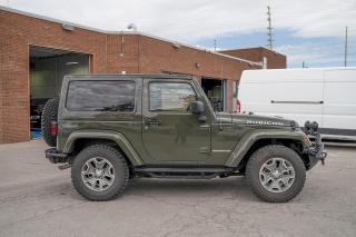 Used 2015 Jeep Wrangler Rubicon LEATHER/DUAL TOPS for sale in Concord, ON