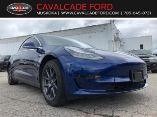 Used 2020 Tesla Model 3 STANDARD RANGE PLUS for sale in Bracebridge, ON