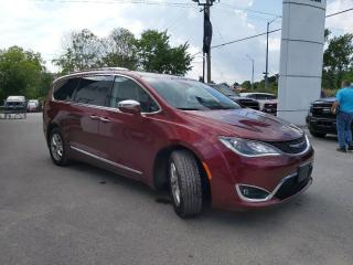 Used 2017 Chrysler Pacifica Limited for sale in Kingston, ON