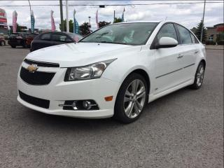 Used 2014 Chevrolet Cruze 4dr Sdn LTZ for sale in Gatineau, QC