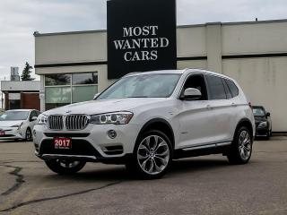 Used 2017 BMW X3 xDrive|NAV|CAMERA|BLIND|ROOF for sale in Kitchener, ON