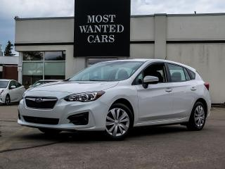 Used 2017 Subaru Impreza HATCHBACK|AWD|CAMERA for sale in Kitchener, ON