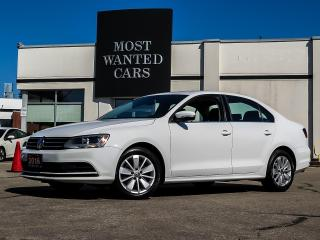 Used 2016 Volkswagen Jetta TRENDLINE PLUS|SUNROOF|ALLOYS for sale in Kitchener, ON