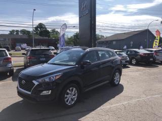 Used 2019 Hyundai Tucson Preferred HTRAC ALL WHEEL DRIVE I APPLE CARPLAY I ANDROID AUTO I HEATED FRONT & REAR SEATS for sale in Charlottetown, PE