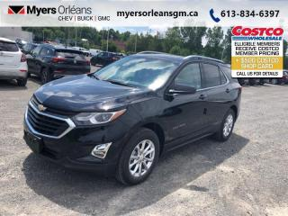 New 2020 Chevrolet Equinox LT  - Sunroof - Navigation for sale in Orleans, ON