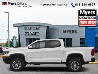 New 2020 Chevrolet Colorado 4WD ZR2  - Navigation for sale in Orleans, ON