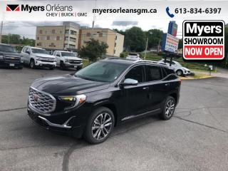 New 2020 GMC Terrain Denali  - Sunroof - Heated Seats for sale in Orleans, ON