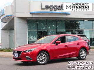 Used 2016 Mazda MAZDA3 GS - NAVI, MOONROOF, HEATED SEATS, BLUETOOTH for sale in Burlington, ON
