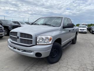 Used 2008 Dodge Ram 1500 ST/SXT AS-IS | LOW KM for sale in Bolton, ON