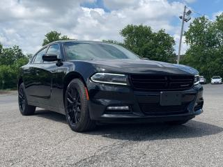 Used 2017 Dodge Charger SXT for sale in Ottawa, ON
