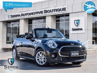 Used 2020 MINI Cooper Convertible Cooper COVID-19 INSTANT CREDIT, SEE DEALER FOR DETAILS | NO PAYMENTS FOR 90 DAYS OAC for sale in Aurora, ON