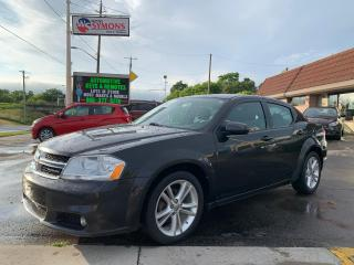 Used 2011 Dodge Avenger SXT for sale in Cobourg, ON