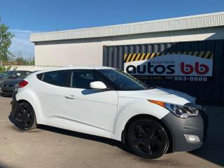 Used 2014 Hyundai Veloster for sale in Laval, QC