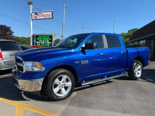 Used 2018 RAM 1500 SLT for sale in Cobourg, ON