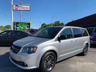 Used 2015 Dodge Grand Caravan SXT for sale in Cobourg, ON