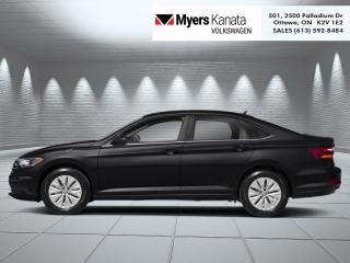 Used 2020 Volkswagen Jetta Comfortline Auto  - Android Auto for sale in Kanata, ON