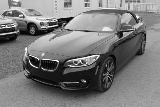 Used 2015 BMW 2 Series 2dr Conv 228i xDrive AWD for sale in Boucherville, QC