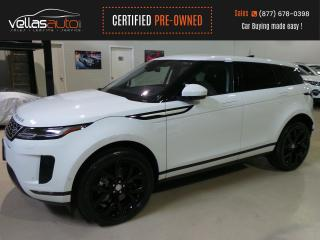 Used 2020 Land Rover Evoque P250 AWD SE| NAVIGATION| 20INCH BLK ALLYS for sale in Vaughan, ON