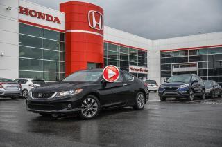 Used 2015 Honda Accord GARANTIE PROLONGEE DISPONIBLE* 02043A NOIR for sale in Terrebonne, QC