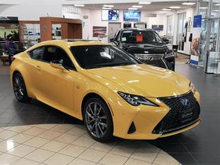 Used 2019 Lexus RC 350 AWD 6A for sale in Port Moody, BC