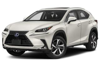 Used 2020 Lexus NX 300h for sale in Port Moody, BC