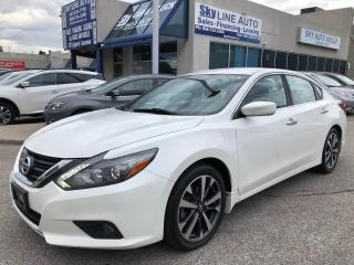 Used 2016 Nissan Altima 2.5 SR CAMERA|REMOTE STARTER|HEATED SEATS|BLUETOOT for sale in Concord, ON