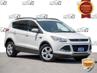 Used 2015 Ford Escape SE Leather Interior | Panoramic Roof | Navigation for sale in St Catharines, ON