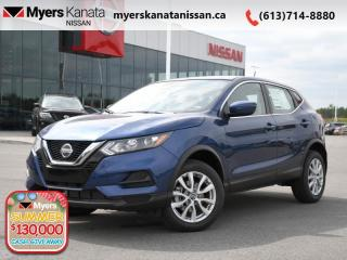 New 2020 Nissan Qashqai AWD S for sale in Kanata, ON