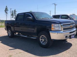Used 2012 Chevrolet Silverado 1500 LT for sale in Tillsonburg, ON