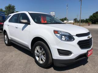 Used 2017 Chevrolet Equinox LS for sale in Tillsonburg, ON