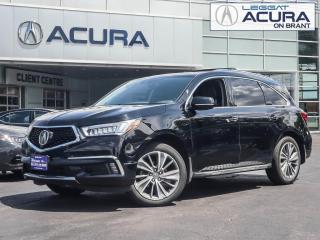 Used 2018 Acura MDX Elite Package Elite for sale in Burlington, ON