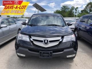 Used 2009 Acura MDX MDX - AS IS SPECIAL - 2 SETS OF TIRES INCLUDED for sale in Stouffville, ON