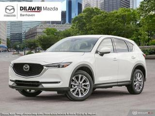 New 2020 Mazda CX-5 GT for sale in Ottawa, ON