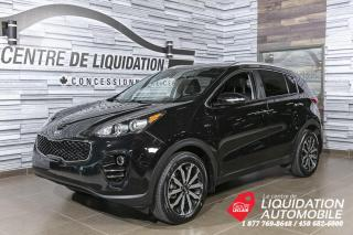 Used 2018 Kia Sportage EX+MAGS+CUIR+CAM/REC+A/C+BLUETOOTH for sale in Laval, QC