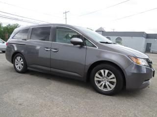 Used 2016 Honda Odyssey EX RES 7 PASSAGER *DVD* PORTES COULISSANT ÉLEC. for sale in St-Eustache, QC
