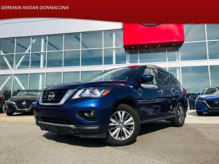 Used 2020 Nissan Pathfinder SV TECHNOLOGIE 4WD *** TAUX À PARTIR DE 3.59% *** for sale in Donnacona, QC