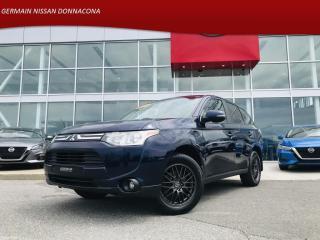Used 2014 Mitsubishi Outlander SE AWD V6 *** BAS KILO ** SIÈGES CHAUFFANTS  *** for sale in Donnacona, QC
