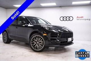 Used 2019 Porsche Macan S w/Premium Package Plus *Local Trade* for sale in Winnipeg, MB