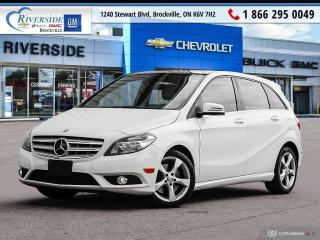 Used 2014 Mercedes-Benz B-Class Sports Tourer for sale in Brockville, ON