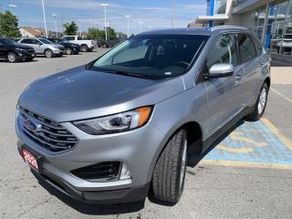 Used 2020 Ford Edge SEL 2.0L AWD for sale in Carleton Place, ON