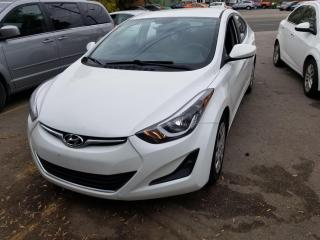 Used 2016 Hyundai Elantra SE for sale in Toronto, ON