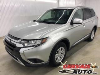 Used 2019 Mitsubishi Outlander ES AWC AWD MAGS CAMÉRA A/C BLUETOOTH for sale in Shawinigan, QC
