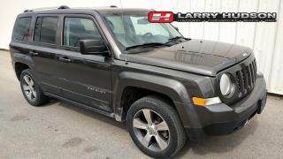 Used 2016 Jeep Patriot Sport/North 4WD | Leather | Navigation | Sunroof for sale in Listowel, ON