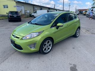 Used 2011 Ford Fiesta SES for sale in Ajax, ON