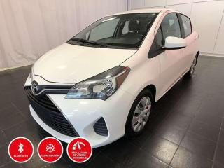 Used 2016 Toyota Yaris HATCHBACK - LE - BLUETOOTH for sale in Québec, QC