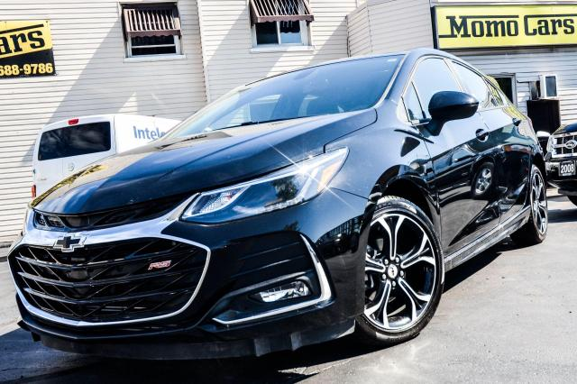 2019 Chevrolet Cruze Backup Camera + RS Sport Package!